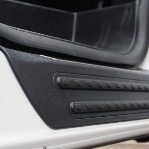 Side Step Entry Guards for VW T5 Transporter (SET OF 2)-20716