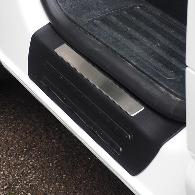 Side Step Entry Guards for VW T5 Transporter (SET OF 2)-0