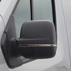 Wing Mirror Trims for Renault Trafic Stainless Steel-20702