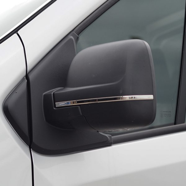 Wing Mirror Trims for Renault Trafic Stainless Steel-20703
