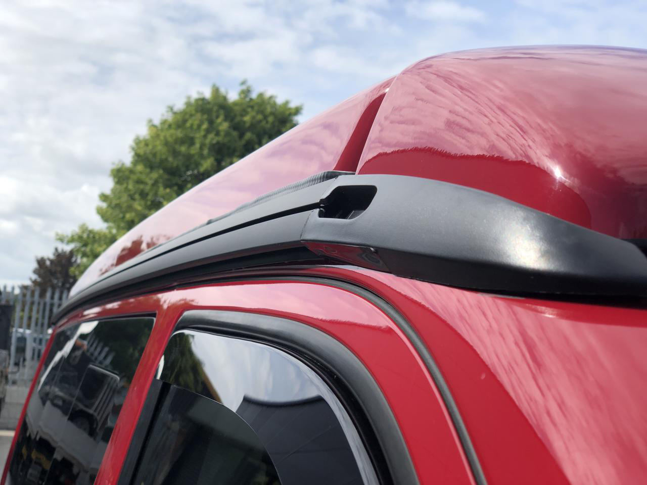 Van-X | Awning Rails VW T5, T5 1 & T6 California style