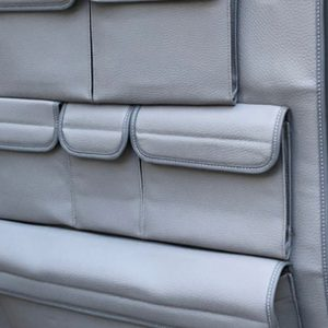 Double Back Seat Organiser for VW T5 / T5.1 / T6 Transporter-20863