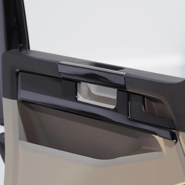 Inner Grab handle Trims for VW T6 Transporter Kombi Van-0