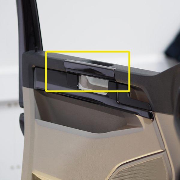 Inner Grab handle Trims for VW T6 Transporter Kombi Van-20943
