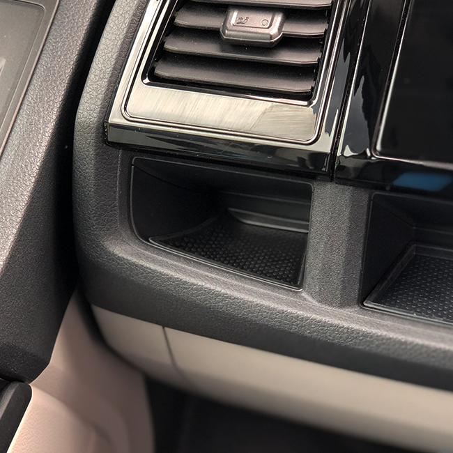 Van-X | VW T6 Lower Dash Mats