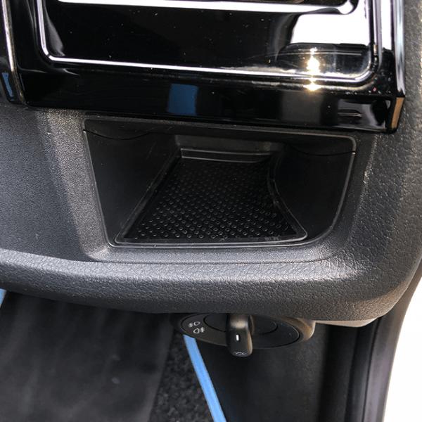 VW T6 Lower Dash Mats-21025