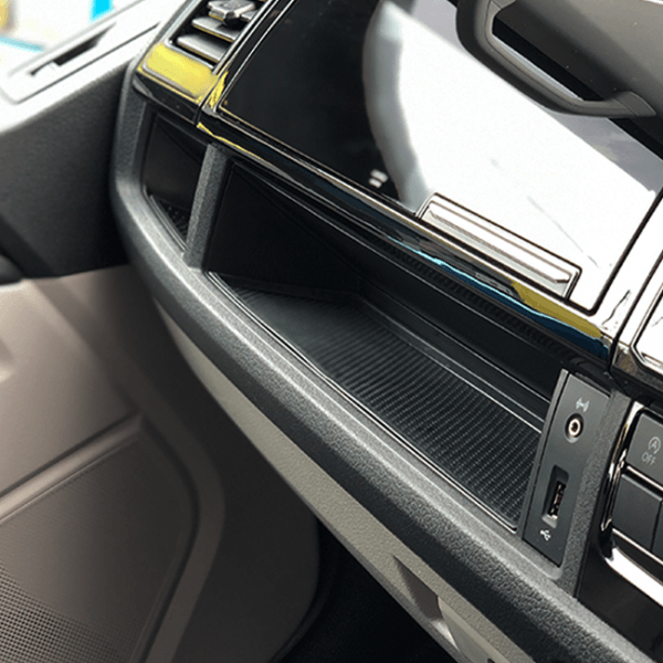 VW T6 Lower Dash Mats-21026