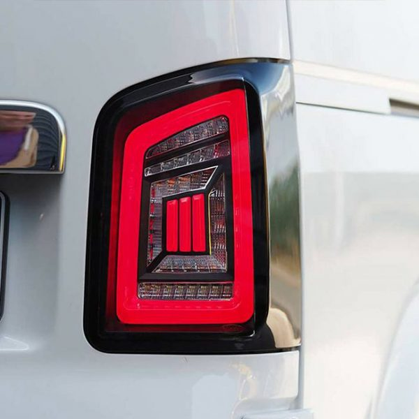 LED Rear Lights for VW T5 & T5.1 Transporter TAILGATE MK4 NEW STYLE-33272