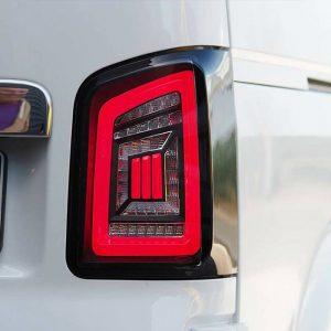 LED Rear Lights for VW T5 & T5.1 Transporter BARNDOOR MK4 NEW STYLE-33278