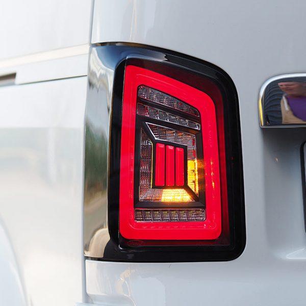 LED Rear Lights for VW T5 & T5.1 Transporter TAILGATE MK4 NEW STYLE-0