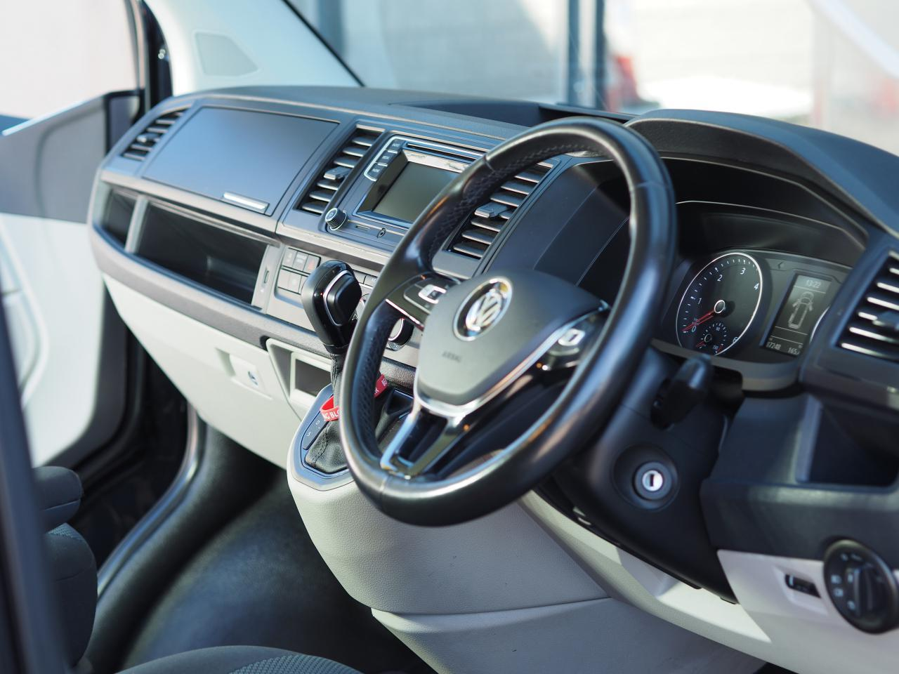 VW T6 Transporter Glove Box Comfort Dash Conversion Matte Black