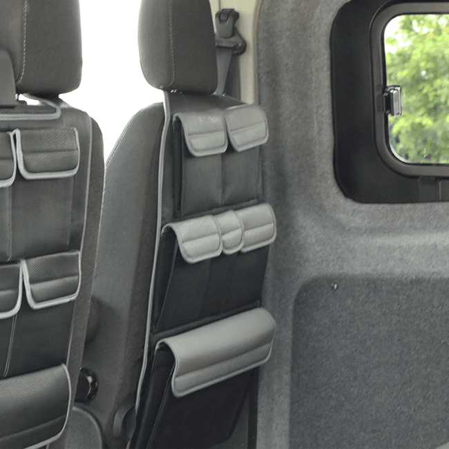 Back Seat Organiser For Ford Transit Custom