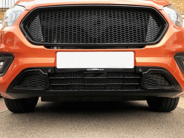 Ford Transit Custom New Shape Front Lower Grille Honeycomb