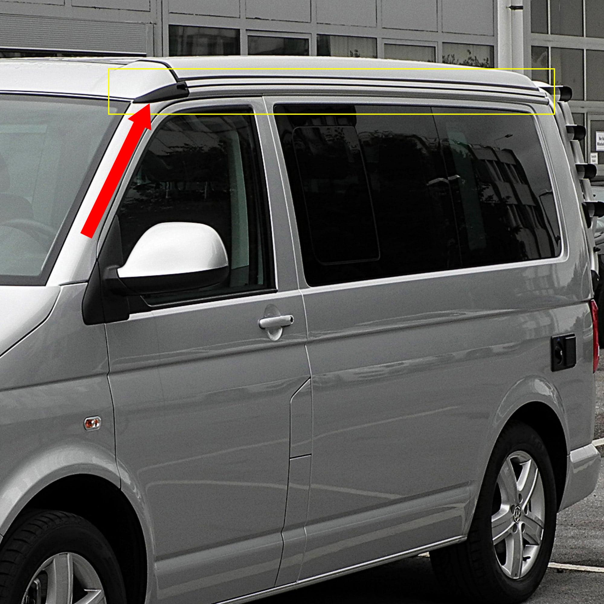 Van-X   Awning Rails Mercedes Sprinter California style