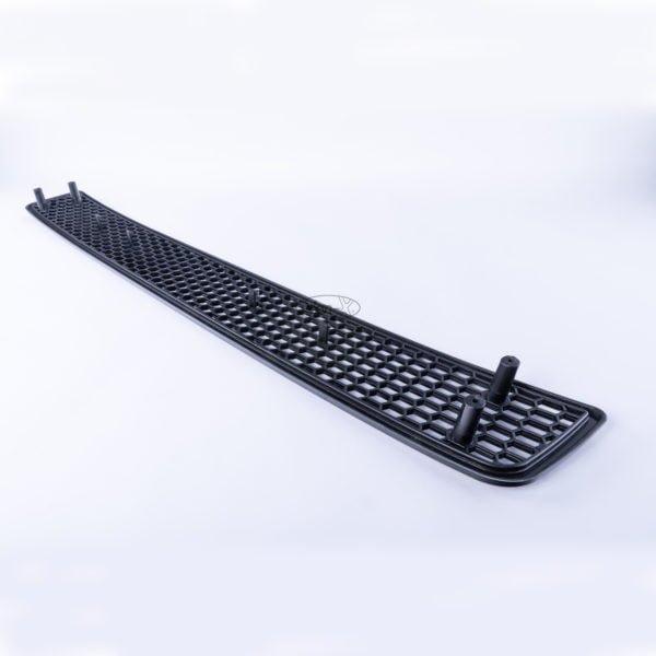 VAN-X VW T5.1 Honeycomb Bumper Mesh (Matte Black) 1 - T5-332