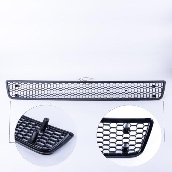 VAN-X VW T5.1 Honeycomb Bumper Mesh (Matte Black) 3 - T5-332