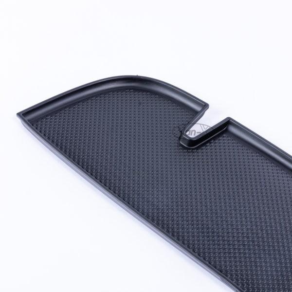 VAN-X VW T5, T5.1 Door Pocket Inserts, Rubber, Door Liner (Black) Double Passenger + Driver Interior Styling 4 - T5-399-B