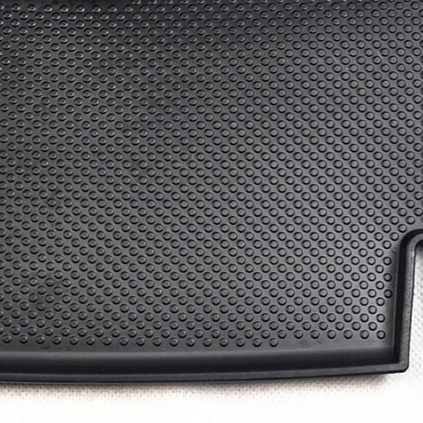 VAN-X VW T5, T5.1 Door Pocket Inserts, Rubber, Door Liner (Black) Double Passenger + Driver Interior Styling 2 - T5-399-B