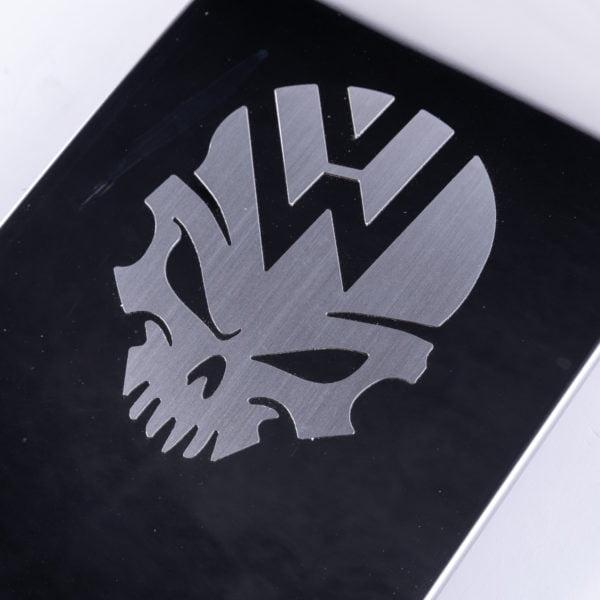 VAN-X VW T6 Transporter Skull Fuel Cap Flap Cover 0 - T6-274