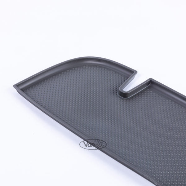 VAN-X VW T5, T5.1 Door Pocket Inserts, Rubber, Door Liner (Grey) Double Passenger + Driver Interior Styling 0 - T5-399-G