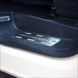 VW T5 Transporter Full Steps Inc Transporter Inserts Logo