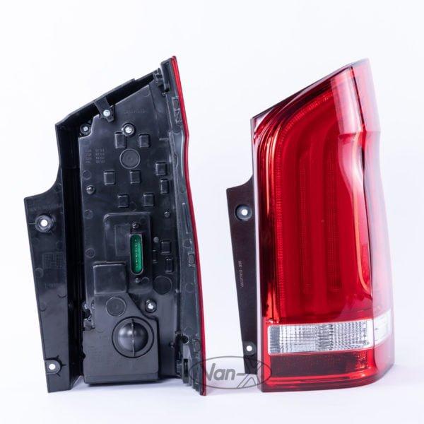 VAN-X Mercedes Vito LED Rear Lights 3 - MV-820