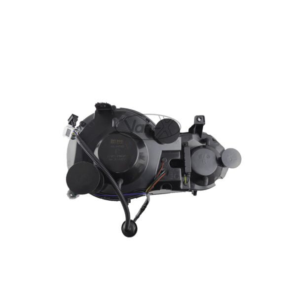VAN-X Nissan Gtr R35 Smoked Dynamic Rear Led Lights 0 - GTR-902