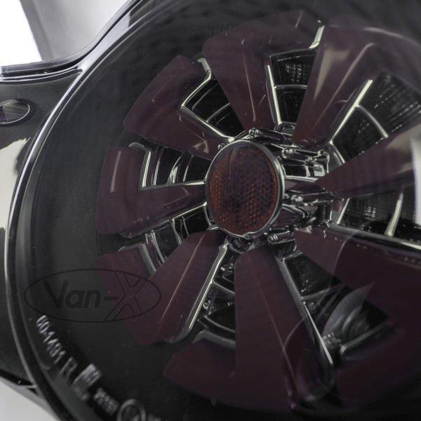 VAN-X Nissan Gtr R35 Smoked Dynamic Rear Led Lights 1 - GTR-902