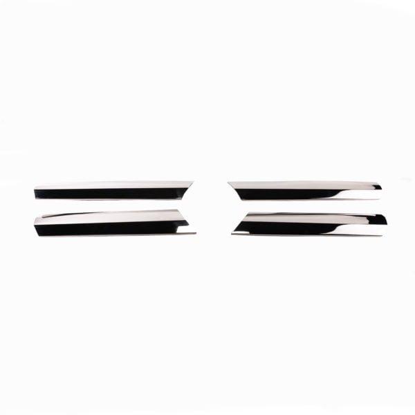 VAN-X Mercedes Sprinter MK3 Front Grille (4 Pcs) Stainless Steel 0 - MS-497