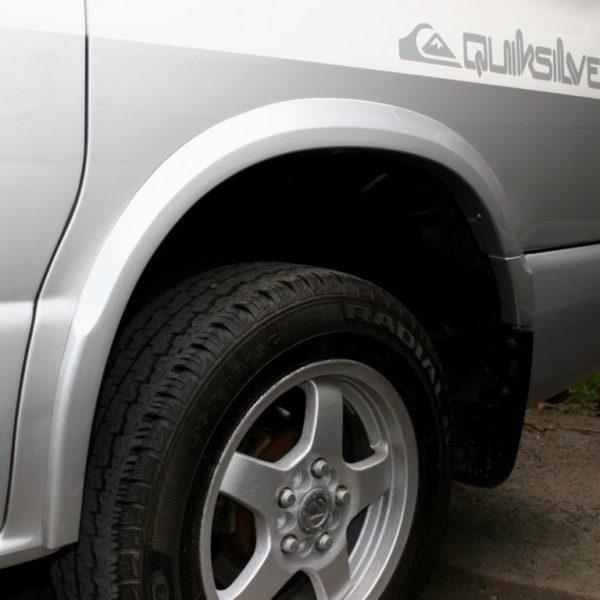 Rear Wheel Arch Trims Mazda Bongo / Ford Freda