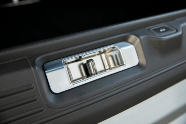 Range Rover Vogue/ Range Rover Sport Boot Lock Covers