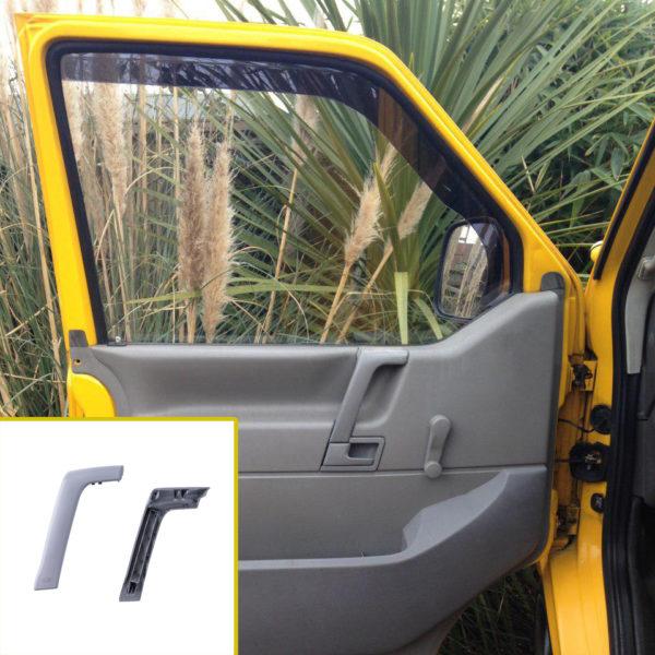VAN-X VW T4 Transporter Inner Grab Handle Cap Cover (Grey) 5 - T4-220-G