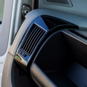 Dashboard Air Vent (BLACK) for Fiat Ducato, Peugeot Boxer & Citroen Relay-20054