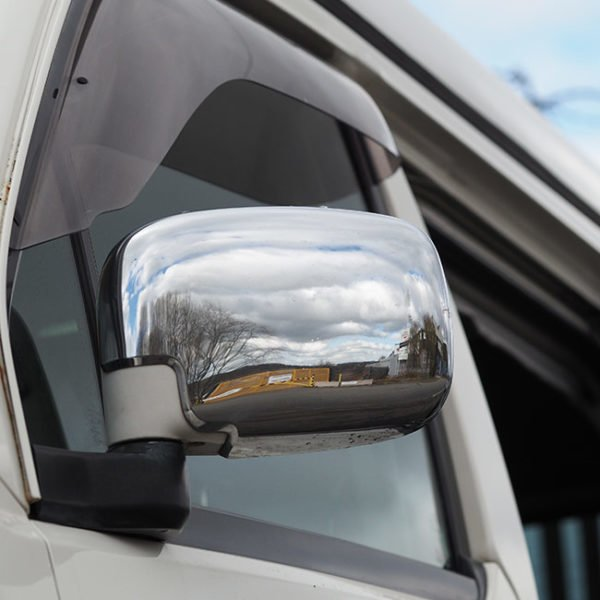 ABS Chrome Mirror Covers for Mazda Bongo (The ideal present!)-20355