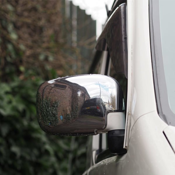 ABS Chrome Mirror Covers for Mazda Bongo (The ideal present!)-20357