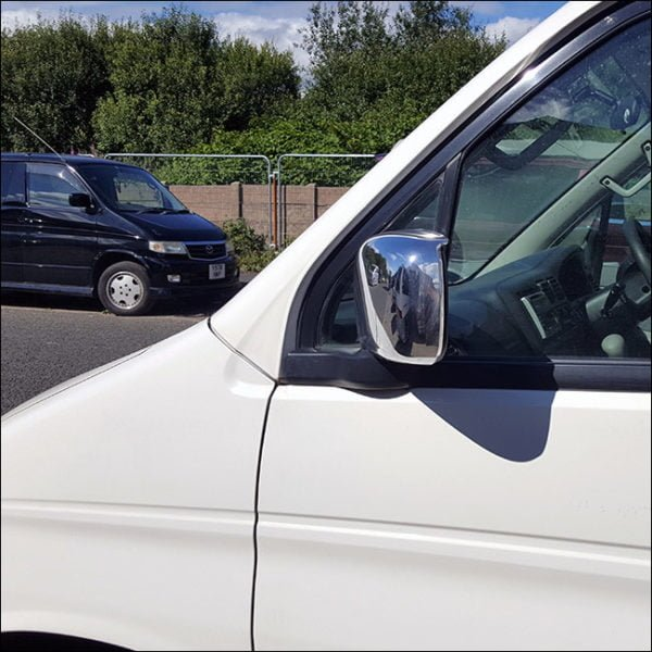 ABS Chrome Mirror Covers for Mazda Bongo (The ideal present!)-20354