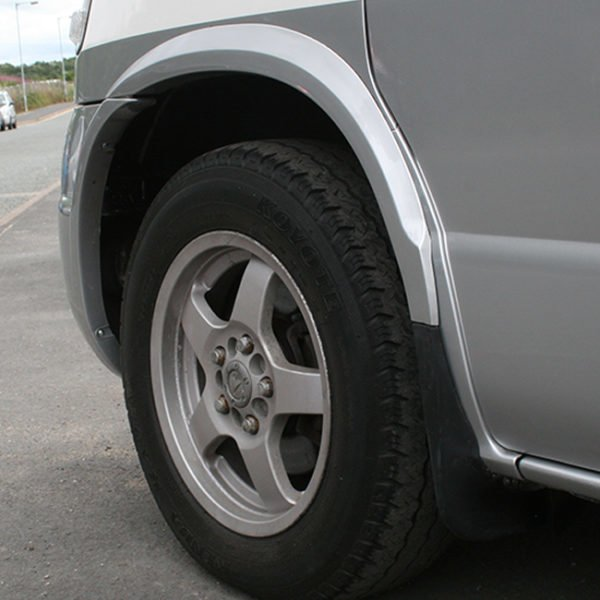 Wheel Arch Trims for Mazda Bongo / Ford Freda -19864