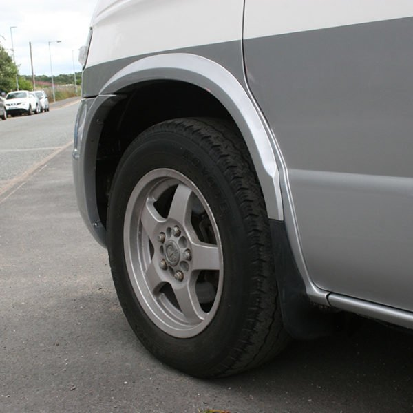 Wheel Arch Trims for Mazda Bongo / Ford Freda -0