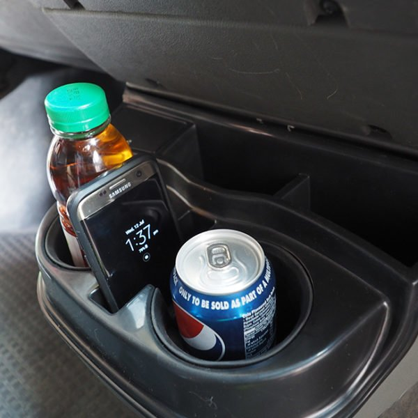 Cup Holder Console for VW T4 All years and models ABS Plastic -0