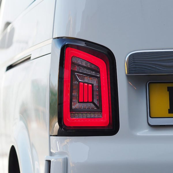 VW T5 T5.1 LED Rear Lights MK3 Barn Door