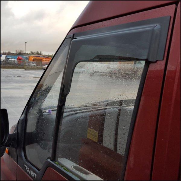 Wind Deflectors For Ford Transit MK6 / MK7