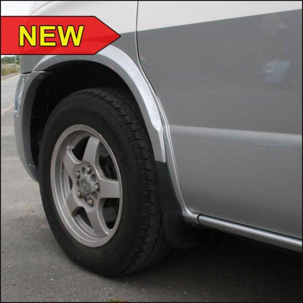 Wheel Arch Trims for Mazda Bongo / Ford Freda -4010