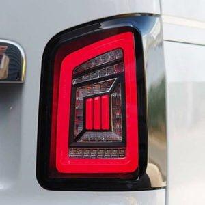 VW T5 T5.1 LED Rear Lights MK3 Barn Door